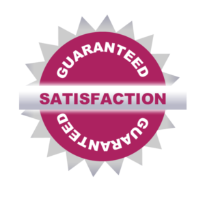 Guarantee logo.