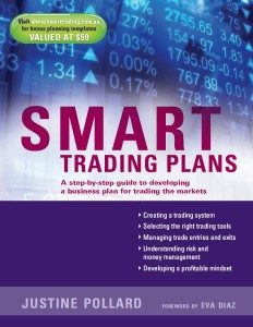 Smart Trading Plans book cover.